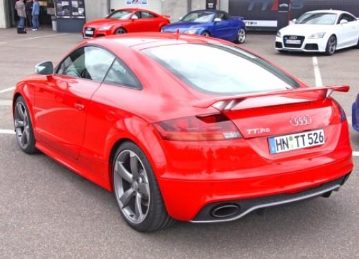 Audi TT RS - Foto 6 di 60