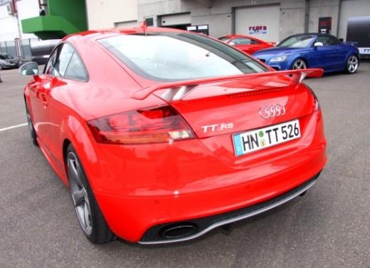 Audi TT RS - Foto 7 di 60
