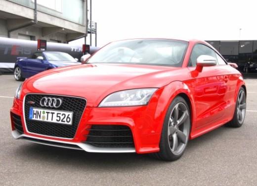 Audi TT RS - Foto 8 di 60
