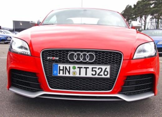 Audi TT RS - Foto 9 di 60