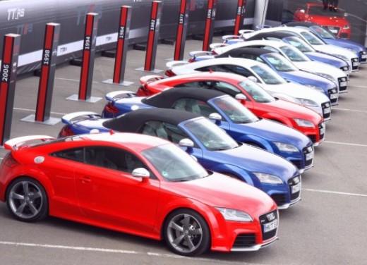 Audi TT RS - Foto 20 di 60