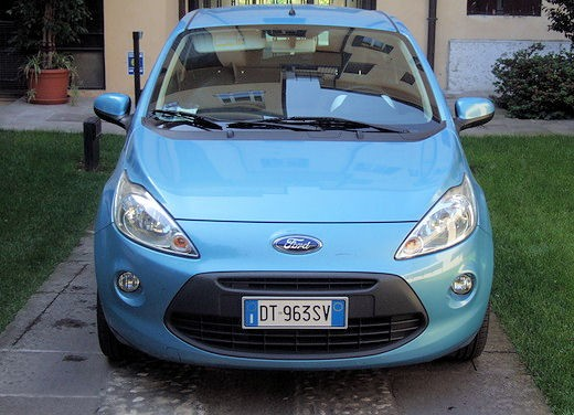 Nuova Ford Ka – Long Test Drive per la brillante citycar Ford - Foto 1 di 35
