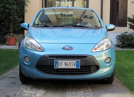 Nuova Ford Ka – Long Test Drive per la brillante citycar Ford - Foto 2 di 35
