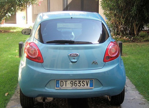 Nuova Ford Ka – Long Test Drive per la brillante citycar Ford - Foto 9 di 35
