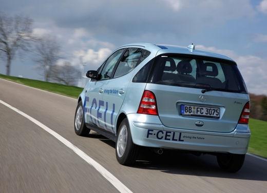 Mercedes Classe A F-Cell – Test Drive - Foto 2 di 14