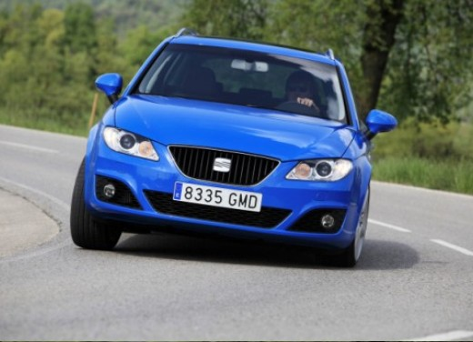 Seat Exeo ST - Test Drive