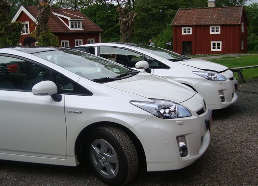 Nuova Toyota Prius - Foto 8 di 51
