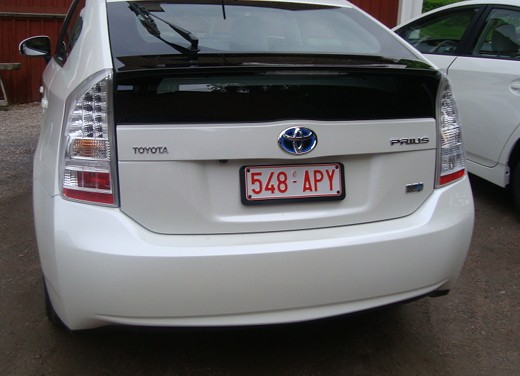 Nuova Toyota Prius - Foto 13 di 51