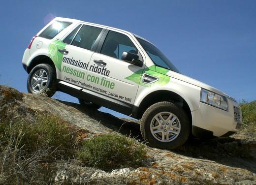 """Land Rover e il progetto """"Parchi per tutti"""""""