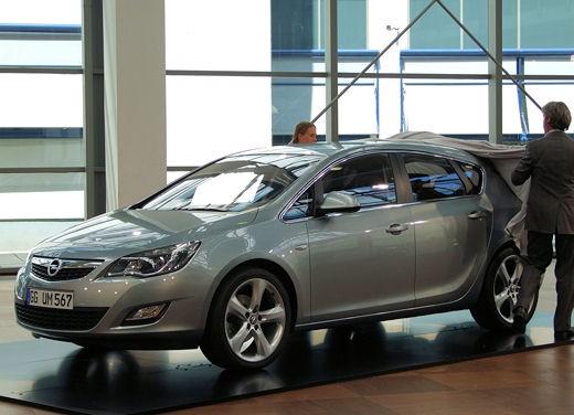 Nuova Opel Astra - Foto 28 di 109