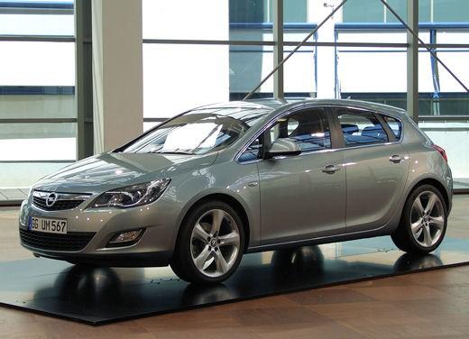 Nuova Opel Astra - Foto 29 di 109