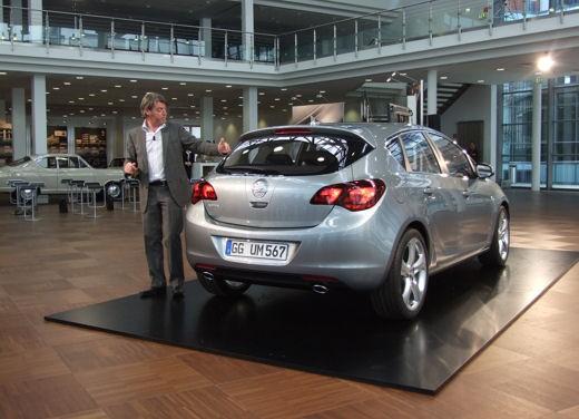 Nuova Opel Astra - Foto 31 di 109