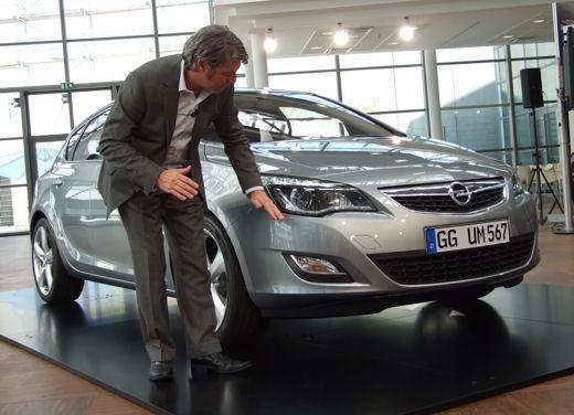 Nuova Opel Astra - Foto 32 di 109