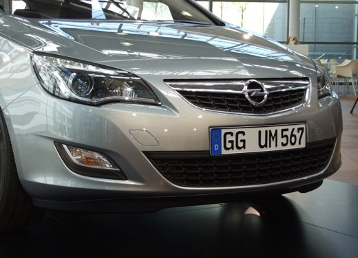 Nuova Opel Astra - Foto 33 di 109