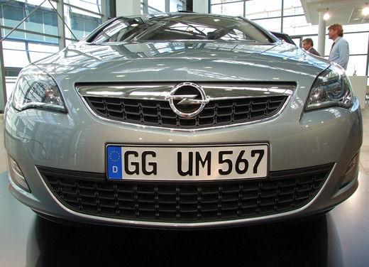 Nuova Opel Astra - Foto 39 di 109