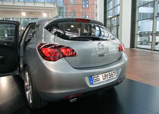 Nuova Opel Astra - Foto 41 di 109