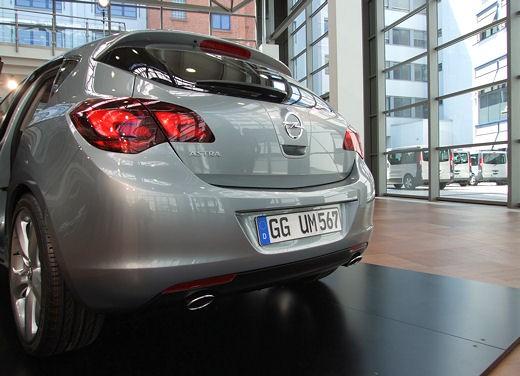 Nuova Opel Astra - Foto 42 di 109