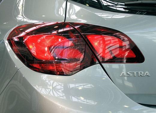Nuova Opel Astra - Foto 43 di 109