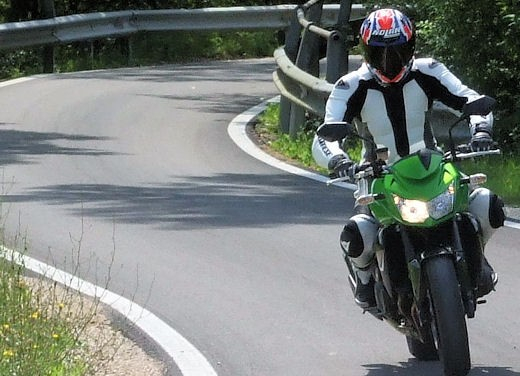 Kawasaki Z750 – Long Test Ride