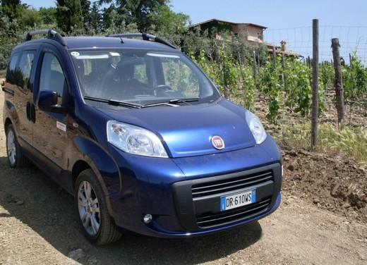 Fiat Qubo 1.4 – Long Test Drive