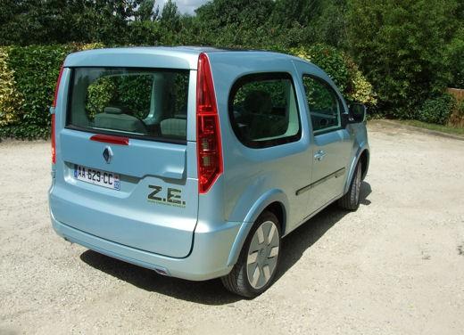 Renault Kangoo Be Bop ZE – Test Drive - Foto 9 di 34
