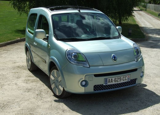 Renault Kangoo Be Bop ZE – Test Drive - Foto 15 di 34