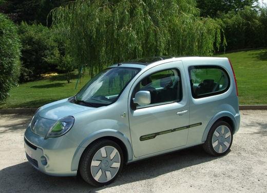 Renault Kangoo Be Bop ZE – Test Drive - Foto 16 di 34
