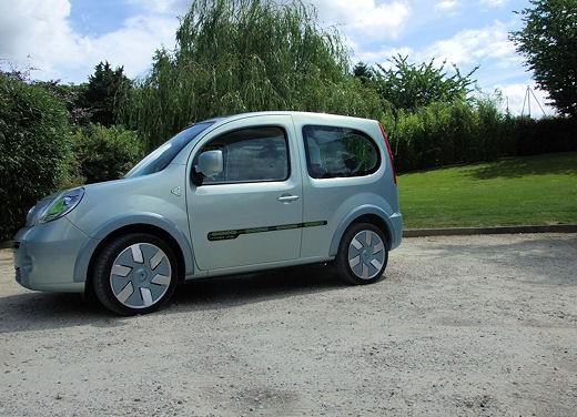 Renault Kangoo Be Bop ZE – Test Drive - Foto 20 di 34