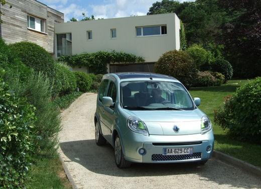 Renault Kangoo Be Bop ZE – Test Drive - Foto 29 di 34