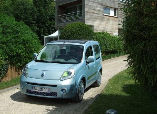 Renault Kangoo Be Bop ZE – Test Drive - Foto 30 di 34