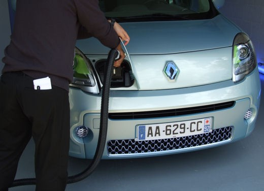 Renault Kangoo Be Bop ZE – Test Drive - Foto 31 di 34