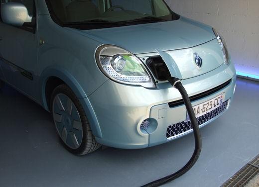 Renault Kangoo Be Bop ZE – Test Drive - Foto 33 di 34