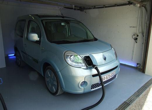 Renault Kangoo Be Bop ZE – Test Drive - Foto 34 di 34