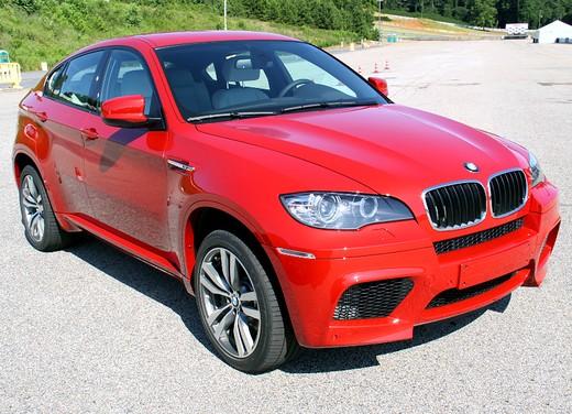 BMW X6 M - Test Drive ad Atlanta per il poderoso suv