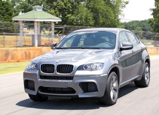 BMW X6 M - Foto 8 di 53