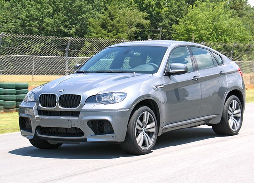 BMW X6 M - Foto 9 di 53