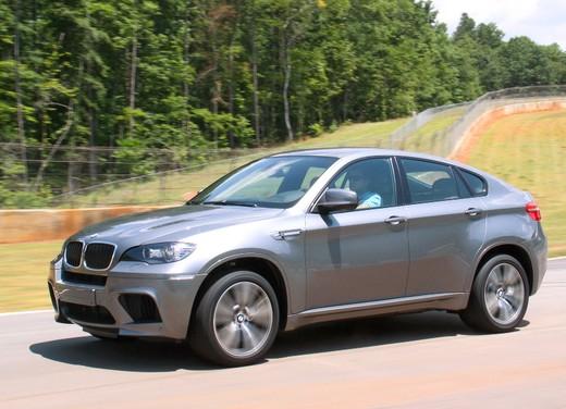 BMW X6 M - Foto 10 di 53