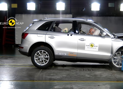 Audi Q5 – Crash Test
