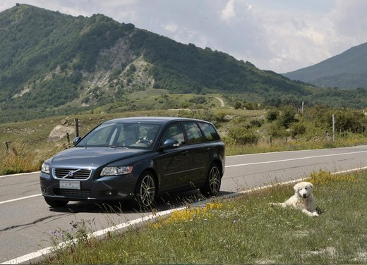 Volvo V50 Polar 1.6D DRIVe Start/Stop – Long Test Drive - Foto 23 di 28