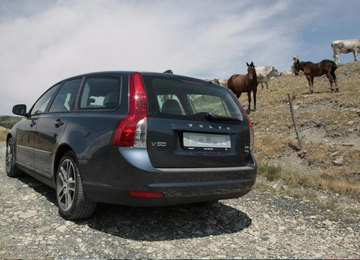 Volvo V50 Polar 1.6D DRIVe Start/Stop – Long Test Drive - Foto 24 di 28