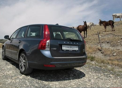 Volvo V50 Polar 1.6D DRIVe Start/Stop – Long Test Drive - Foto 24 di 28