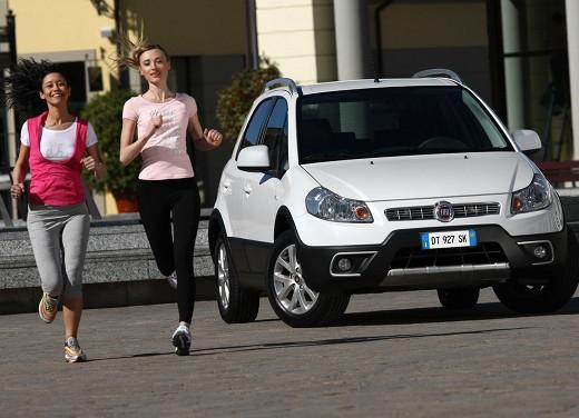 Nuova Fiat Sedici - Foto 3 di 22