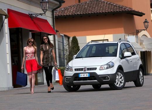 Nuova Fiat Sedici - Foto 4 di 22