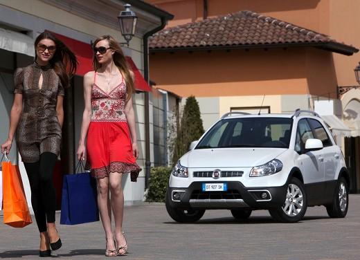 Nuova Fiat Sedici - Foto 6 di 22