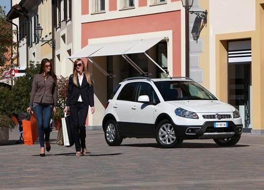 Nuova Fiat Sedici - Foto 7 di 22