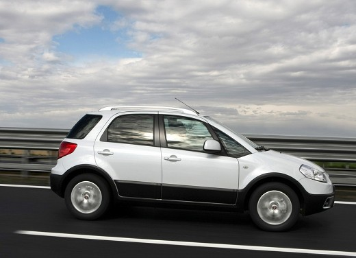 Nuova Fiat Sedici - Foto 8 di 22