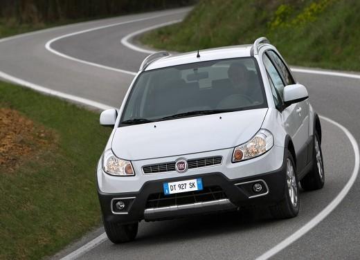 Nuova Fiat Sedici - Foto 9 di 22