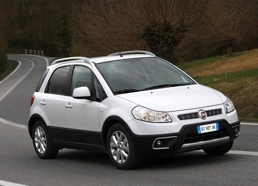 Nuova Fiat Sedici - Foto 10 di 22