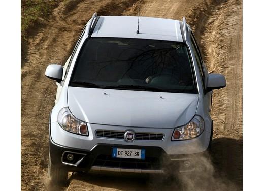 Nuova Fiat Sedici - Foto 11 di 22