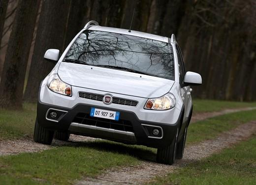 Nuova Fiat Sedici - Foto 12 di 22